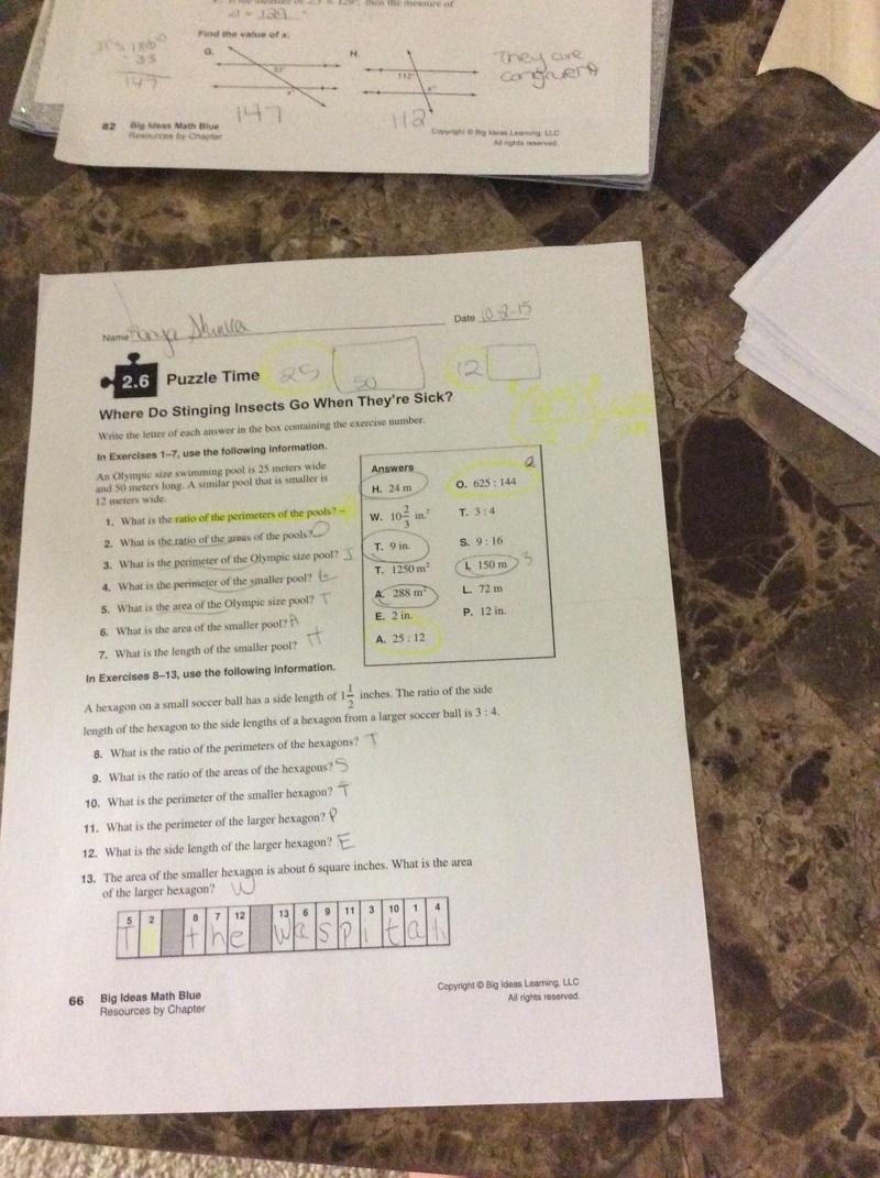 Worksheet Puzzle Time Math Worksheets math support 8 even 3 years at baker middle school this is also a another puzzle time so the question an olympic size swimming pool 25 meters wide and 50 long similar that is